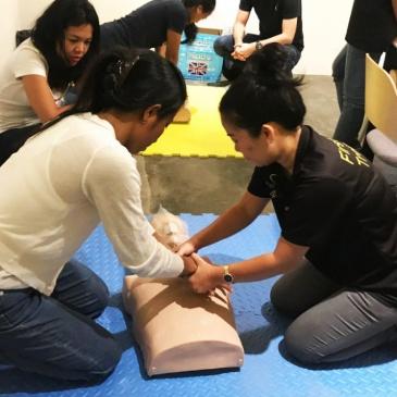 Saving Lives Through First Aid Training